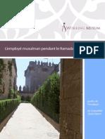 Ramadan Employé Guide