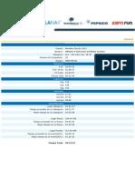 Información Detallada Carrera Maraton Cancun 2012