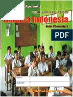 Buku LKS B Indonesia 5a SD Versi PDF Revisi