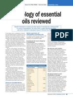 Toxicity of Essential Oils p1