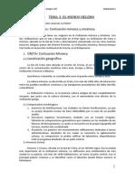 Tema 3 El Mundo Heleno (Alejandro)