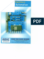 4dff26636d59b Training Programme on Industrial Automation