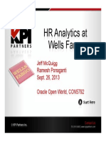 Hr Analytics at Wells Fargo 1