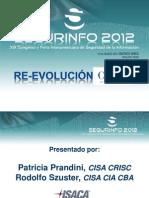 COBIT5 and InfoSec Spanish (1)