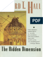 Hall the Hidden Dimension