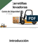 Carretillas Elevadoras Clase 1