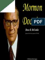 Mormon Doctrine (Bruce R McConkie)
