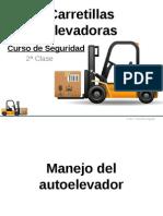 Carretillas Elevadoras Clase 2