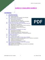 Tema 5 Cinética y Equilibrio Químico1