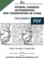 Bos + De Witte 1992 Use and deterioration of ferruginous sandstone in northern Belgium