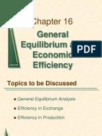 Chap 16-Gen Equilibrium