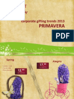 0bd1corporate Gifting Trends 2013 - PRIMAVERA