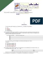 Exercicios Gerais-Cinética Química