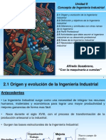 27625925 UNIDAD II Concepto de Ingenieria Industrial