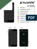 Allview X1 Soul Mini Manual Ro