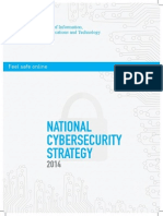 Kenya National Cybersecurity Strategy-2014
