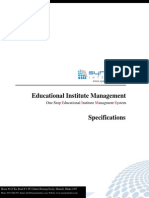 Institute Management System 2