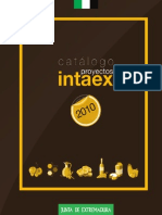 Catalogo de Proyectos Intaex