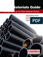 2010 Pipe Materials Guide