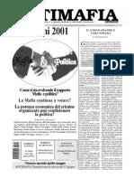 AntiMafia elezioni 2001