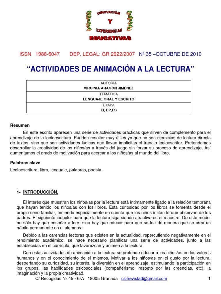 Contemporáneo Habilidades De Escritura Establecidas En Currículum ...
