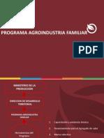 Presentación PAF 2014