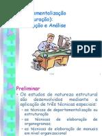 AULA 3 OSM - Departamentalizacao - Formulacao e Analise