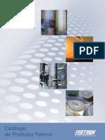 Catalogos de Produtos Fertron - PTB