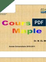 Cours de Maple S4