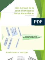 Visión General de La Investigación en Didáctica02