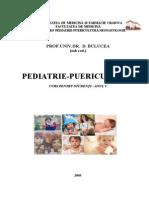 Pediatrie Puericultura - Bulucea