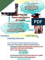 Physics Thermo
