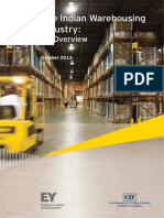 EY the Indian Warehousing Industry an Overview