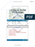IDC EIT 10 Tips Tuning PID Loops Rev2