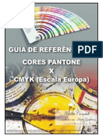 Guia de Referencia de Cores Pantone