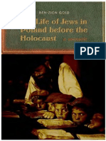 The Life of Jews in Poland Before the Holocaust, A Memoir