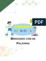 Projeto de Gincana Gramatical