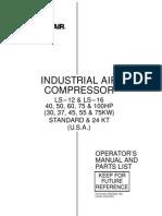 LS-16 Sullair Manual