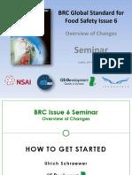 Presentation - U Schraewer - BRC Issue 6