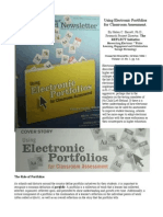 Electronicportfolios.org Portfolios Connected
