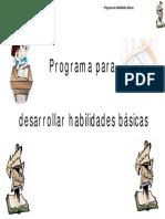 ProgramaparaDesarrollarHabilidadesBásicas