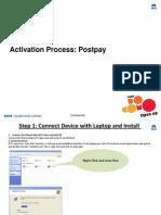 Activation - WiFi Key Change Screenshots