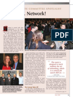 RAA Speed Networking Article