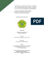 Ringkasan Disertasi Wiryanto Dewobroto