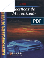 Metalurgia - Libro Técnicas de Mecanizado Paraninfo