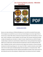 30 Minute Mandalas Coloring Book