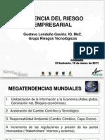 Gestion Riesgo Empresarial