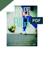 Regulamento Torneio de Futsal JS-Vila do Conde 2014