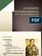 Filosofia Cristiana Medieval
