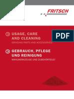 Gebrauch Pflege Reinigung Usage Care Ceaning 01